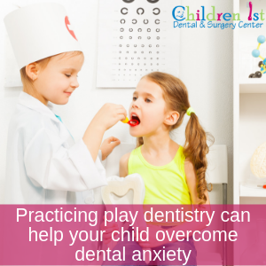 Children's 1st Dental - Dental Anxiety