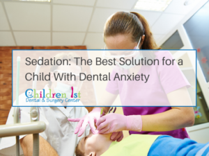 Child With Dental Anxiety